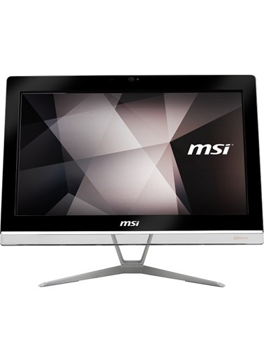 MSI PRO 20EXTS 8GL-051XEU Celeron N4000 8GB 256GB SSD 19.5 Touch FreeDOS Renkli